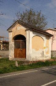 La chiesetta di via Varallino