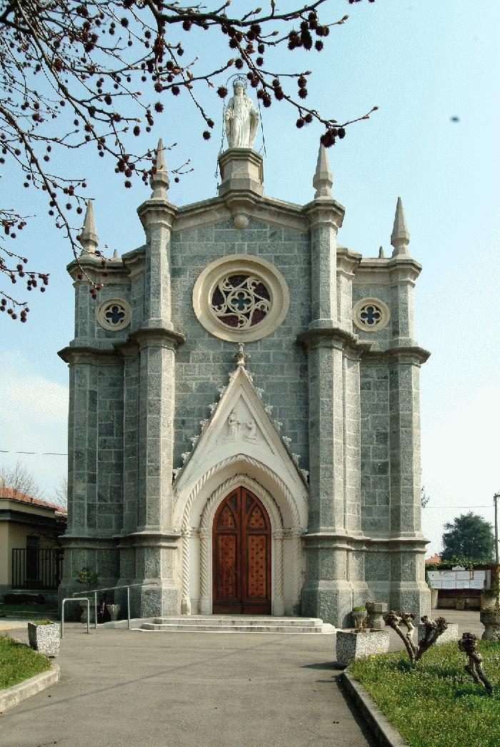 La chiesa della Madonnina