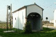 La chiesetta della Scaglia