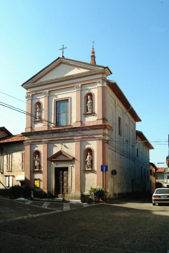 La chiesa di San Gaudenzio