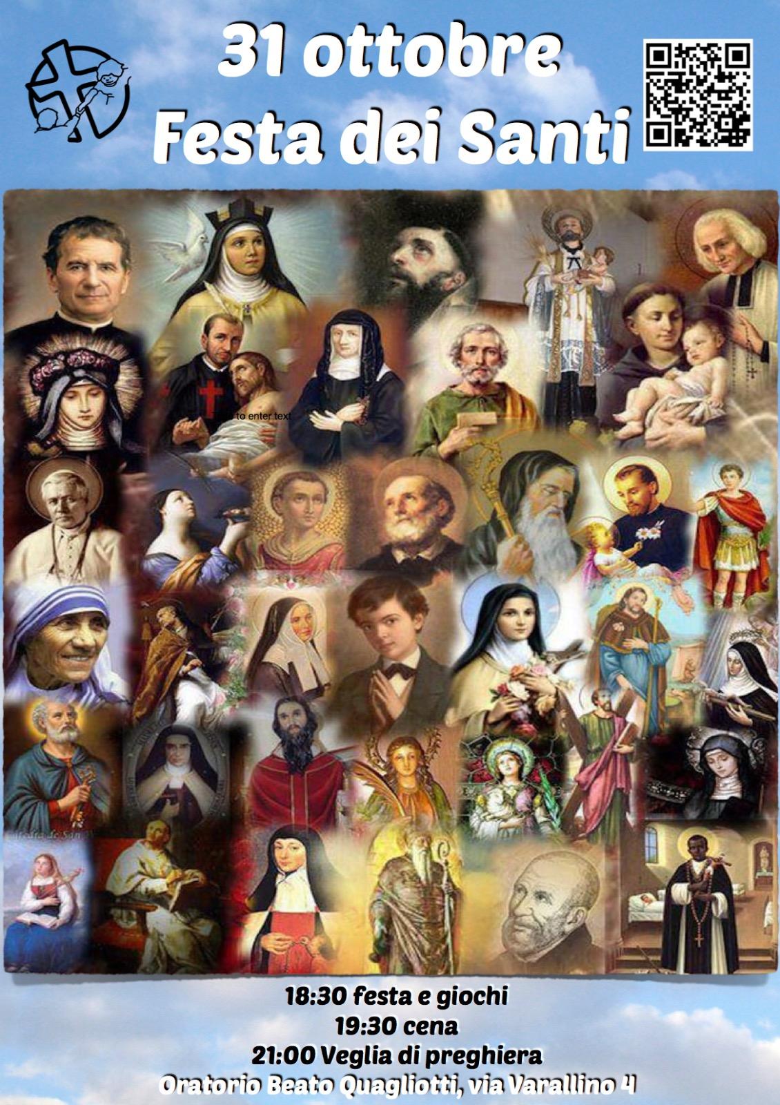 Festa dei Santi 2018