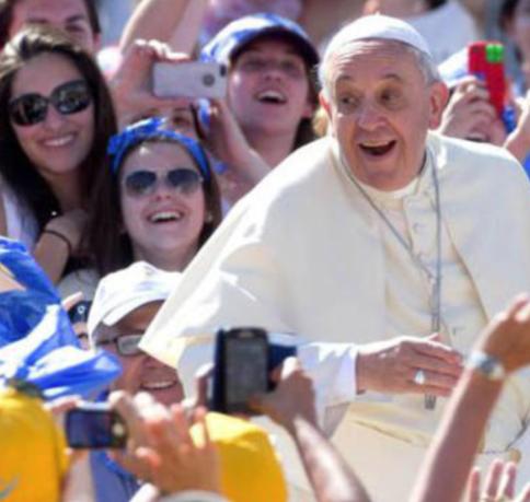 Messaggio di Papa Francesco per la XXXV GMG 2020 Veglia delle Palme