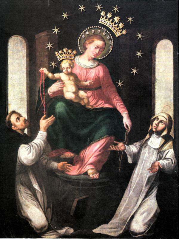 Supplica alla Beata Vergine Maria del Rosario di Pompei – 8 maggio ore 12