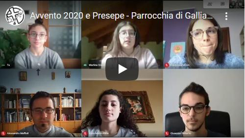 Avvento 2020 e Presepe