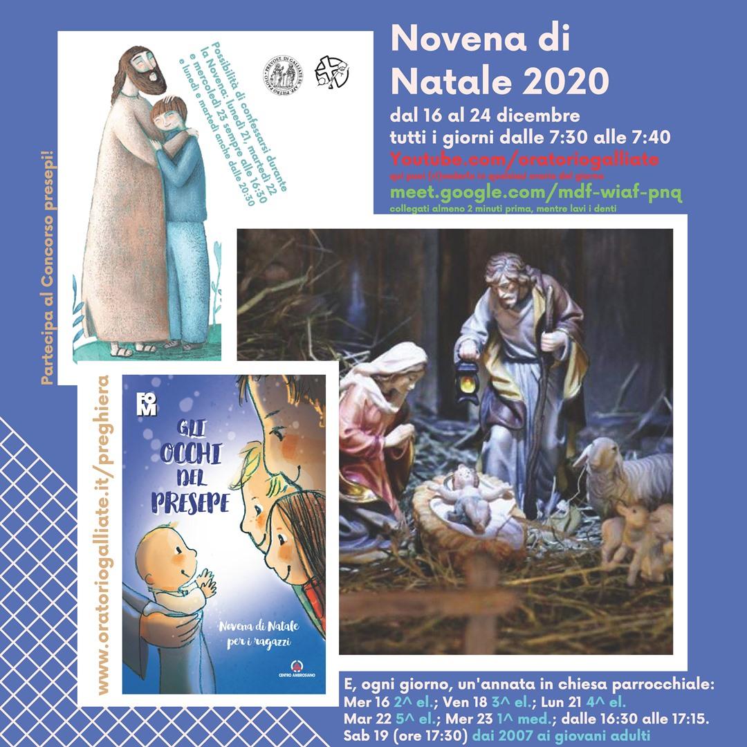 Novena di Natale 2020